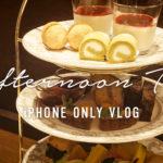 【カフェVlog】アフタヌーンティーが楽しめる教会風レストラン【奈良・生駒】